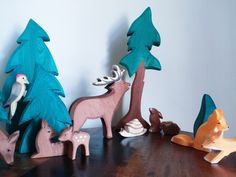 Ostheimer offers a wide variety of wooden toys, including family & farm figures, animals of forest & meadow, wild animals from around the world, fairy tale ...