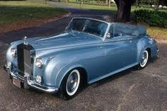 Rolls Royce silver cloud - Google Search