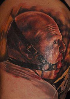 Nyiri tattoo