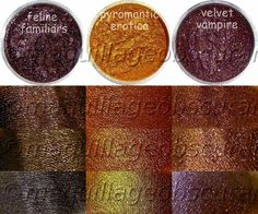 Indie-Pendent Post: Fyrinnae Arcane Magic and their Other Eyeshadows | The Unknown Beauty Blog