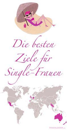 Frau single urlaub