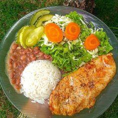 Healthy Menu, Healthy Eating Recipes, Healthy Cooking, Mexican Food Recipes, Diet Recipes, Healthy Snacks, Breakfast Lunch Dinner, Diet Snacks, Food Inspiration