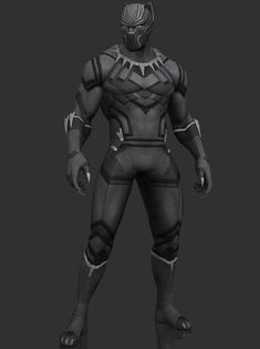 Black Panther by grazekai Black Panther Images, Black Panther Art, Black Panther Marvel, Marvel Art, Marvel Comics, World Of Wakanda, Batman Arkham Asylum, Marvel Infinity, Armor Concept