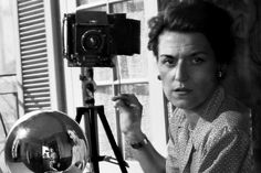 Annemarie Heinrich en el Calendario del Museo del Cine