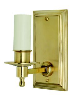 W3-041 - Mini Straight Arm Wall Light