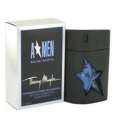 Angel Eau De Toilette Spray Refillable (Rubber Flask) By Thierry Mugler