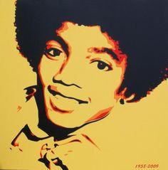 Michael Jackson Original Artwork # 1