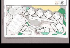 Bellini Arquitetura e Design de Interiores Hotel Design Architecture, Education Architecture, School Architecture, Architecture Plan, School Building Design, School Design, House Plans With Pictures, Modern Classroom, Kindergarten Design