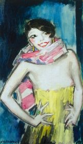 "János Vaszary Hungarian), At La Cigale, Paris ( Tücsök). ""La Cigale"" was a Paris night spot in Paris. Modern Painting, Painter, Contemporary History, Painting, Female Art, Friant, Serov, Art, Alfons Mucha"