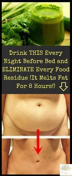 Many people (especially women) around the world have tried this amazing 5-ingredient drink and they're AMAZED by the results. Even the experts claim that this super-healthy drink will remove everything you've eaten during the day! YES, you got that right – this powerful drink will boost your metabolism, cleanse your body from all harmful...