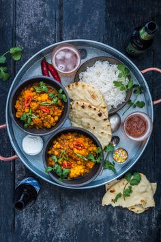 Sweet Potato & Cauliflower Dahl Curry