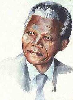"""I learned that courage was not the absence of fear, but the triumph over it. The brave man is not he who does not feel afraid, but he who conquers that fear."" - Nelson Mandela (Madiba)"