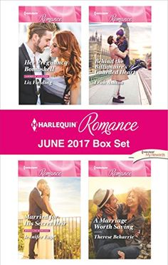 Buy Harlequin Romance June 2017 Box Set: An Anthology by Jennifer Faye, Leah Ashton, Liz Fielding, Therese Beharrie and Read this Book on Kobo's Free Apps. Discover Kobo's Vast Collection of Ebooks and Audiobooks Today - Over 4 Million Titles! Villa Rosa, Harlequin Romance, Kissing Him, Beautiful Wife, Marriage Proposals, Ex Wives, The Heirs, Falling In Love, Pregnancy