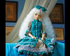 There is an art to doll-making.