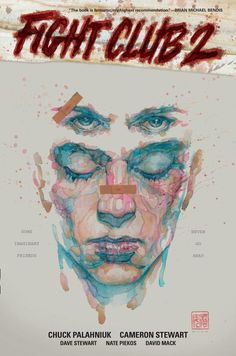 Fight Club 2 HC, a collection of ten comic books continuing the cult classic story of Fight Club.