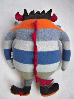 Cute Monster stuffed animal