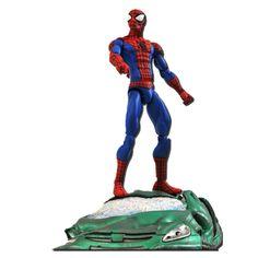 HOMEM-ARANHA – SPIDER-MAN MARVEL SELECT – ACTION FIGURE