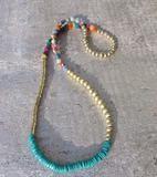 Nomad Tribal Necklace and Bracelet - World Finds - high5humans