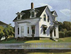 Edward Hopper, Hodgkin's House, 1928