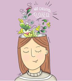 15 illustrations you have to see to stop being so hard on yourself - 15 illustrations to have a better relationship with yourself - Tumblr Stickers, Pretty Quotes, Motivational Messages, Feminist Art, Cartoon Styles, True Quotes, Self Love, Illustration Art, About Me Blog