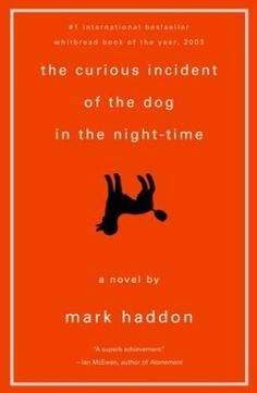 The Curious Incident of the Dog in the Night-Time by Mark Haddon #summerreading