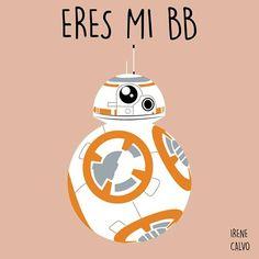 BB-8 Frases de superhéroes