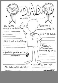 All about Dad Diy Father's Day Crafts, Dad Crafts, Father's Day Diy, Holiday Crafts, Fathers Day Art, Fathers Day Crafts, Daddy Gifts, Parent Gifts, Homemade Gifts For Dad