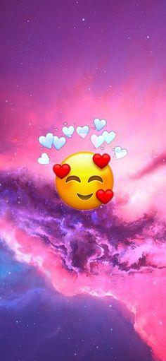 Iphone Wallpaper Quotes Funny, Emoji Wallpaper Iphone, Angel Wallpaper, Cute Emoji Wallpaper, Disney Phone Wallpaper, Cute Girl Wallpaper, Free Iphone Wallpaper, Iphone Wallpaper Tumblr Aesthetic, Homescreen Wallpaper