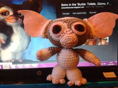 "Free pattern for ""Gizmo"" by Amiguruthi!"