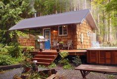 Altimeter Cabin at Mt. Rainier - Mount Rainier Lodging