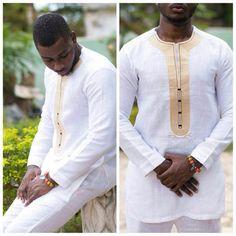African Clothing for Men -African Print Clothing for Men -Wax Cotton Print African Clothing -Dashiki for Men -Ankara Clothing by AfricaBlooms African Attire For Men, African Wear, African Dress, African Style, African Clothing For Men, African Shirts, Ankara Clothing, African Inspired Fashion, African Men Fashion