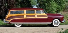 One-of-none step-down Hudson woodie station wagon to cross the block | Hemmings Daily