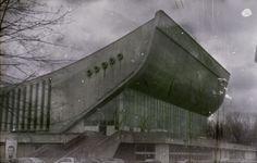 sports hall in vilnius. 10 days in Minsk