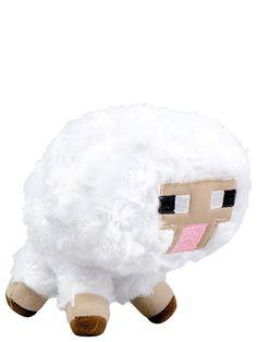Minecraft-eläinpehmo, Lammas (17 cm)