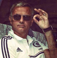 Jose Mourinho :-)