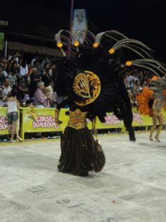 Gualeguay, Entre Ríos, Argentina - Comparsa Samba Verá - 2013