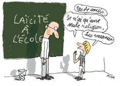 """Vincent Peillon dévoile ce lundi «la première charte de la laïcité à l'école» Une charte de la laïcité """"pour rassembler tout le monde"""" C'est le ministre de l'Education qui l'affirme : la laïcité est """"un combat, non pas pour opposer les uns et les autres  Laïcité : il devrait tout d'abord montrer l'exemple  http://www.liberation.fr/politiques/2013/03/21/beau-monde-au-diner-du-crif_890147"""