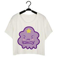 Purple Lumpy Space Princess T-Shirt
