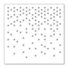 Simon Says Stamp Stencil FALLING STARS SSST121332 at Simon Says STAMP!