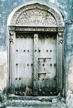 Stone Town, Zanzibar.