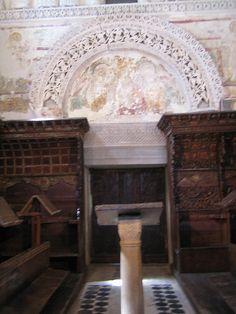 Longobard Temple, Cividale, Italy