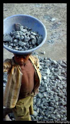 The Sad Truth - Child Labor I want my grandchildren to know about children from around the world. DA-H