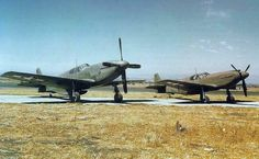 & Mustang fighters side-by-side at North American Aviation plant at Inglewood, California, United States, 1943 Source North American Aviation Added By David Stubblebine Ww2 Aircraft, Military Aircraft, P51 Mustang, Photo P, Military Equipment, Colour Images, Military Vehicles, Wwii, Air Force