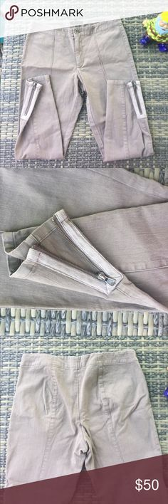 Nanette Lepore Jeans These Nanette Lepore jeans are a perfect option year round! Only worn once! Nanette Lepore Jeans Ankle & Cropped