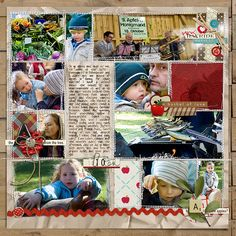 LOVE, LOVE, LOVE this.  the grid and the messy stitches just caught my eye!  Using the Apple Orchard Kit  by Sahlin