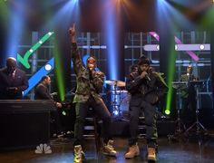 Did you catch #QTip performing with #Nas on The Tonight Show? Watch Q-Tip on The Truth.