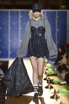 París Fashion Week: Fenty-Puma (Rihanna) Otoño-Invierno 2017/18