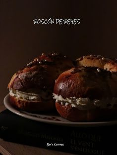 Eni´s Kitchen: Roscón de reyes!