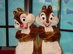 Chip and Dale!