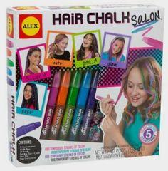 ALEX Spa Hair Chalk Salon Craft Kit: Toys Amazon http://amzn.to/2ddGMW6